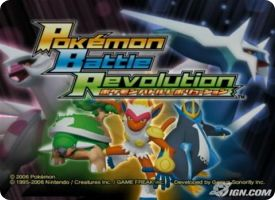1Pokemon Battle Revolution Pc